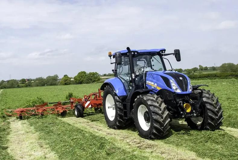 new holland traktory
