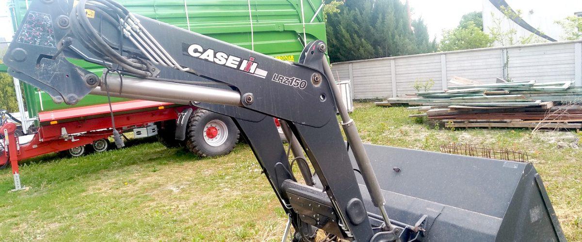 Čelný nakladač CASE  IH LRZ 150