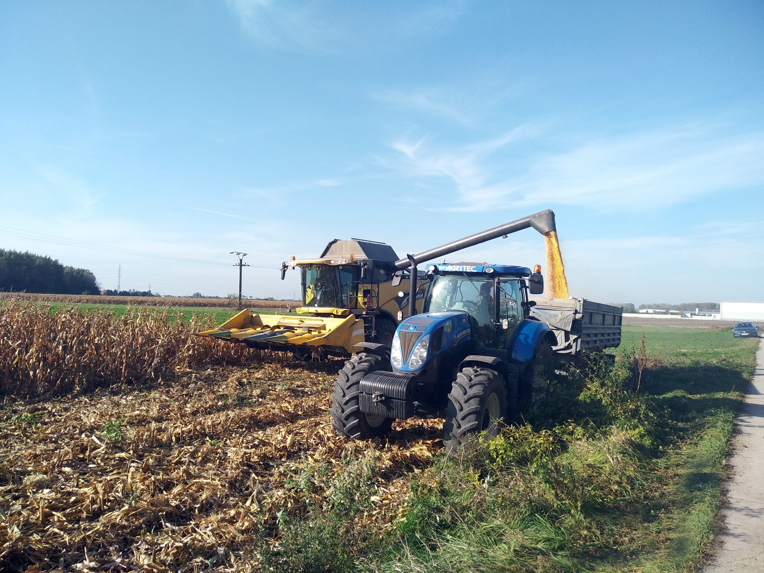 Poľnohospodárské stroje